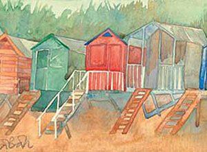 Beach Huts 2-0