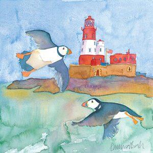 Longstone Lighthouse-0