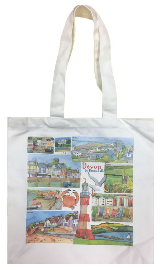 Devon Canvas Bag-0