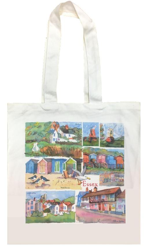 Essex Canvas Bag-0