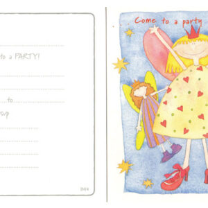 Come to a Party (Fairies) Invitation