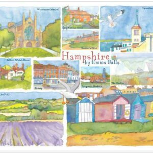Hampshire Placemats (4pack)-0