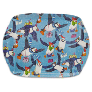 M50 CHRISTMAS PUFFINS