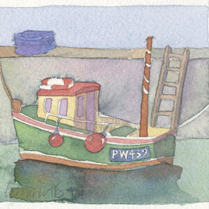 Boat 1 Limited Edition Print-0