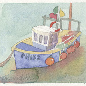 Boat 2 Limited Edition Print-0