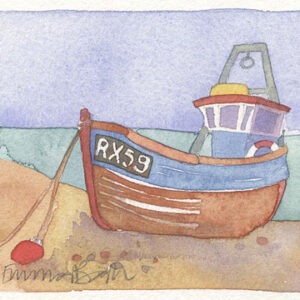 Boat 3 Limited Edition Print-0