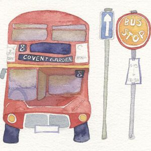 Bus Limited Edition Print-0