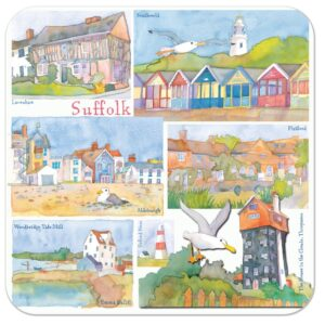 Suffolk Packed Coasters (4pack)-0
