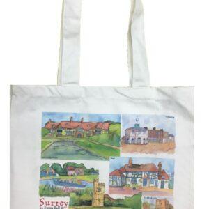 Surrey Canvas Bag-0