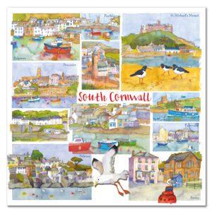 UK02 SOUTH CORNWALL CARD