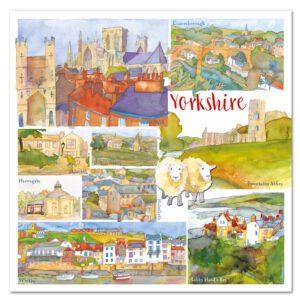 UK05 YORKSHIRE CARD