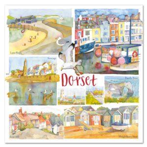 UK06 DORSET CARD