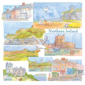 UK23 NORTHERN IRELAND CARD