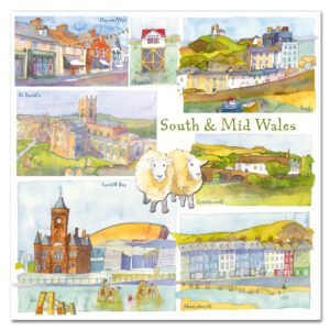 UK29 SOUTH & MID WALES CARD