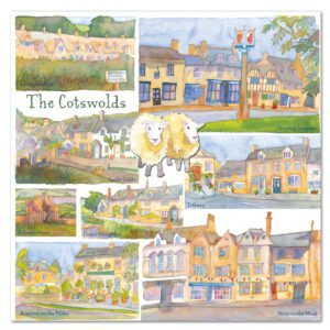 UK31 COTSWOLD CARD
