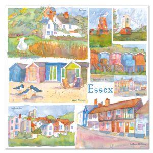 UK35 ESSEX CARD