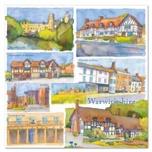 Warwickshire Card-0