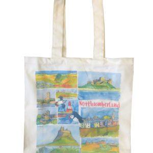 Northumberland Canvas Bag-0