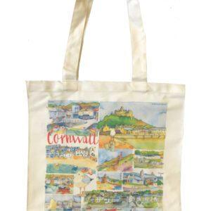 Cornwall Canvas Bag-0