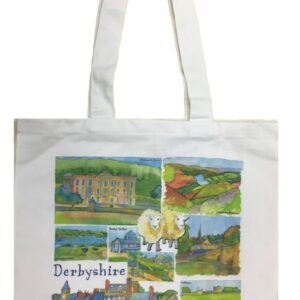 Derbyshire Canvas bag-0