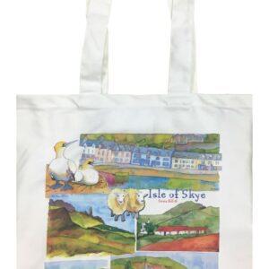 Isle of Skye Canvas bag-0