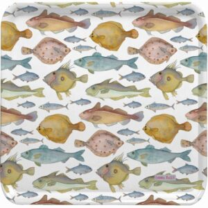 Fish Square Tray -0