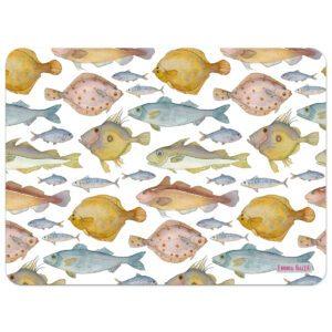 Fish Single Placemat -0