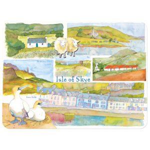Isle of Skye Single Placemat -0