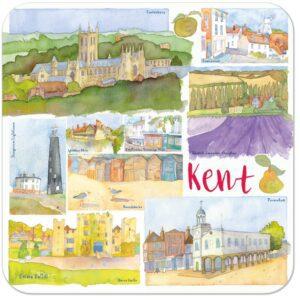 Kent Single Coaster-0