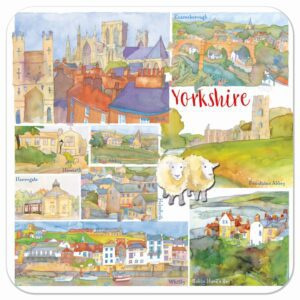 Yorkshire Packed Coasters (4pack)-0
