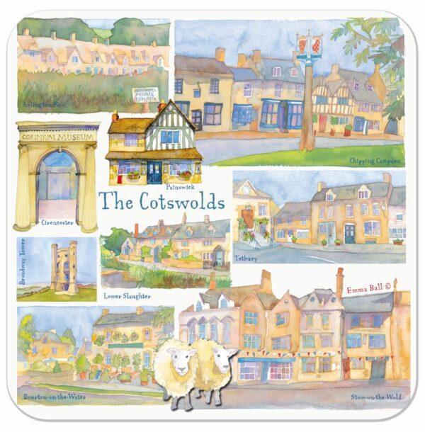 Cotswolds Single Coaster-0