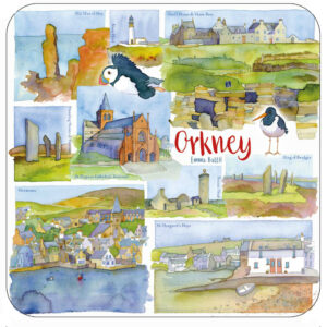 Orkney Single Coaster-0