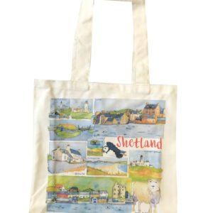 Shetland Canvas bag-0