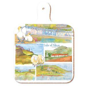 Isle of Skye Mini Chopping Board-0