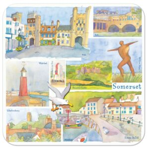 Somerset Packed Coasters (4pack)-0