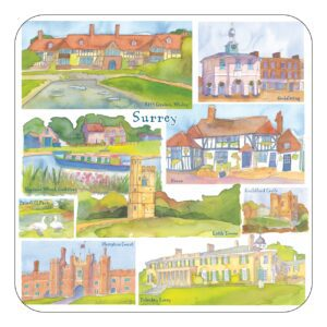 Surrey Packed Coasters (4pack)-0