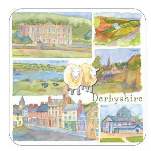 Derbyshire Single Coaster-0
