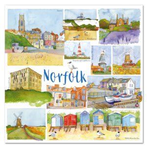 UK03 NORFOLK CARD