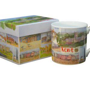 Kent Bone China Mug with Gift Box-0