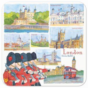 London Single Coaster-0
