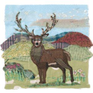 Stag - Greetings Card-0