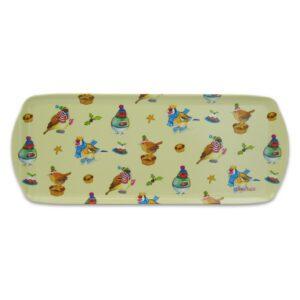 Christmas Birdies Sandwich Tray-0