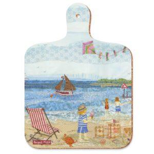 Sunny Seaside Days Mini Chopping Board-0