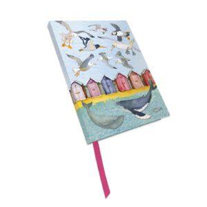 Sea Life Bound Notebook-0