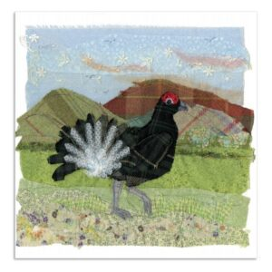 Grouse Greetings Card-0