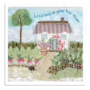 New Home Greetings Card-0
