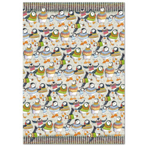 Woolly Puffins Giftwrap-0