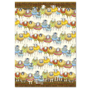 Sheep in Sweaters Giftwrap-0