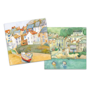 Harbours Mini Card Pack of 10-0